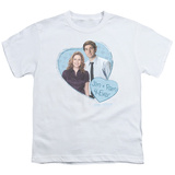 Youth: The Office - Jim & Pam 4 Ever T-shirts