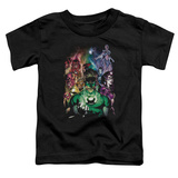Toddler: Green Lantern - The New Guardians T-shirts