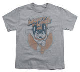 Youth: Mighty Mouse - Flying With Purpose T-shirts