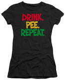 Juniors: Drink Pee Repeat T-Shirt