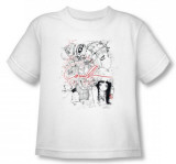 Toddler: Helmet Girls - Mechanical Camiseta