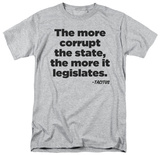 More It Legislates T-shirts