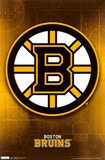 Bruins - Logo 2011 Posters