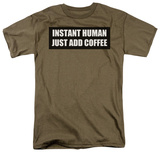 Instant Human Shirts