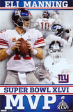 2012 Super Bowl - MVP Prints