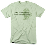 Family Tree T-shirts