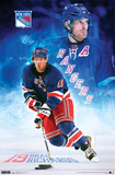 NY Rangers - B Richards 2011 Posters