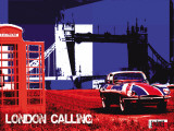 London Calling Prints by Le Markee