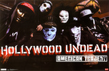 Hollywood Undead - American Tragedy Poster