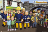 Feuerwehrmann Sam Affischer
