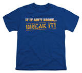 Youth: Break It T-shirts
