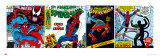 Spiderman Comic Posters