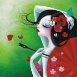 La Risée Fleurie Posters by  Sybile