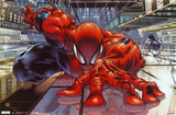 Spider-Man – Wall Crawler Prints