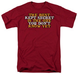 Best Kept Secret T-Shirt