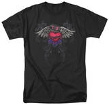 Winged Crown Heart T-Shirt