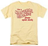 Natural Blonde Shirt