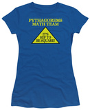 Juniors: Pythagorems T-shirts
