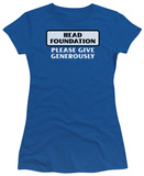 Juniors: Head Foundation T-shirts