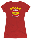 Juniors: Spain T-Shirt