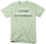 Love is a Triumph Shirts