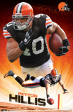 Browns - P Hillis 2011 Posters
