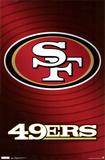 49ers Logo Plakater