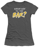 Juniors: To The Bar T-Shirt