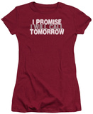 Juniors: Will Call Tomorrow Shirts