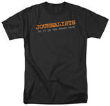 Journalists Do It T-shirts