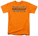 Dawn of New Error Skjorte