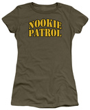 Juniors: Nookie Patrol T-shirts