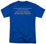 Two Reasons T-Shirt