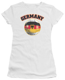 Juniors: Germany T-shirts