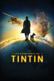Tintin-Teaser-French Psters