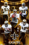 Saints - Team 2011 Posters