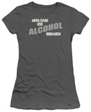 Juniors: Alcohol Research T-Shirt