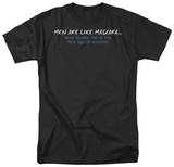 Men Like Mascara T-shirts