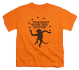 Youth: Trained With the Circus T-shirts