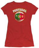 Juniors: Portugal T-shirts