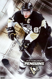 Penguins - S Crosby 2011 Prints