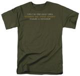 Broker T-shirts