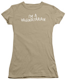 Juniors: Vaginatarian T-Shirt