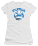 Juniors: Greece T-shirts