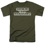 High Beams T-shirts