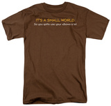 Small World T-shirts
