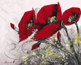 Bouquet de Coquelicots IV Print by Olivier Tramoni