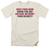 Without Your Helmet T-shirts