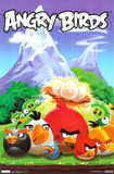 Angry Birds - Action Posters