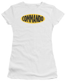 Juniors: Commando T-Shirt
